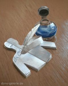 Geschichte meines Lebens(Pastellkreide 50x65cm 2010) Verkauft